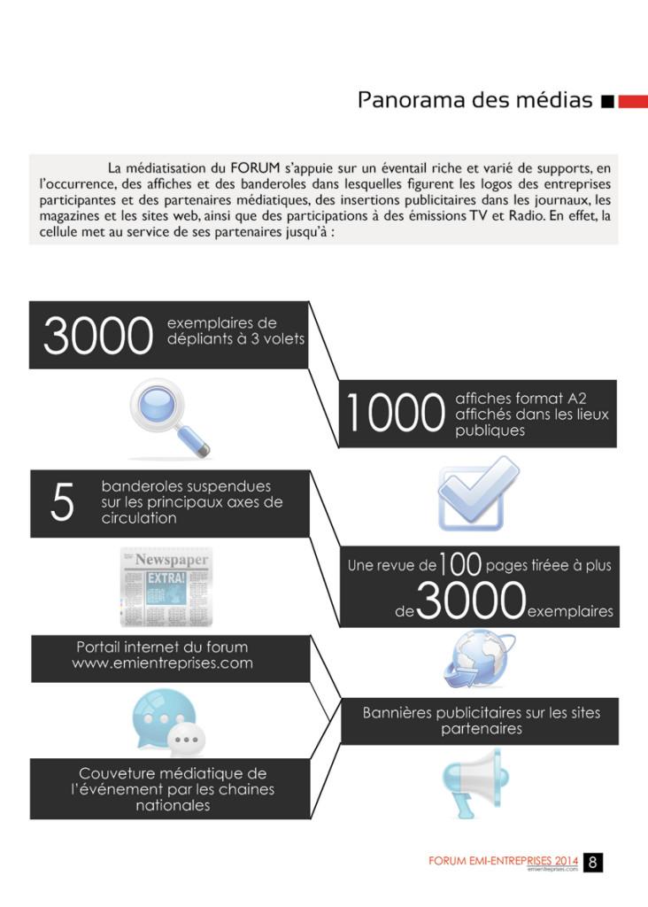 Dossier de Presse FORUM EMI-ENTREPRISES 2014 (1)-11