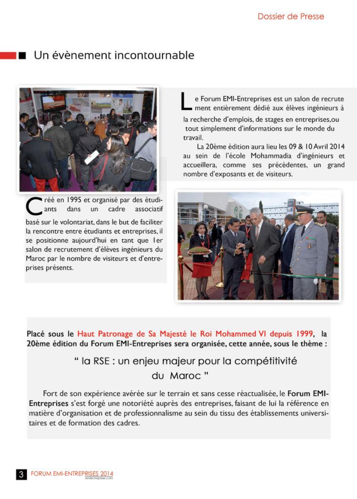 Dossier de Presse FORUM EMI-ENTREPRISES 2014 (1)-6