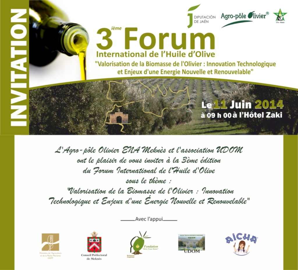 Invitation 3 forum 2014