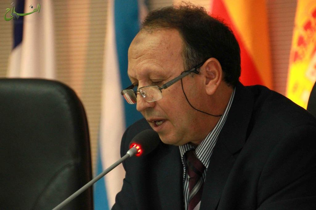 مدير المدرسة الوطنية للفلاحة بمكناس السيد توفيق بنزيان