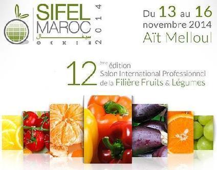 Salon International Professionnel de la Filière Fruits & Légumes au Maroc