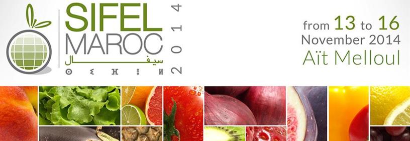 المعرض الدولي المهني للفوكه و الخضروات 2014