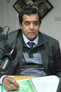 مصطفى بعيريز مدير جهوي للمياه و الغابات مكناس تافيلالت