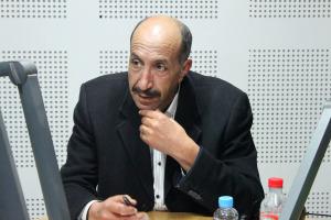 عبد الله أوحادة رئيس المجلس الإقليمي لإفران