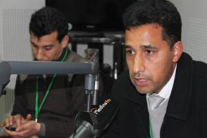 السيد محمد كاملي المدير الإقليمي بخنيفرة.
