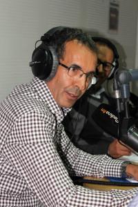 الدكتور محمد قرو : باحث مختص في تدبير الماء و الجفاف ب ICARDA