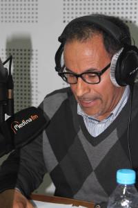 الدكتور مصطفى البوحسيني : باحث مختص في الوقاية المتكاملة للنباتات ب ICARDA