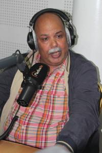 الدكتور أحمد العمري : مدير بنك الجينات ب ICARDA