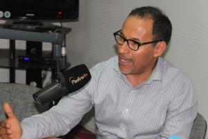 الدكتور مصطفى البوحسيني : باحث في علم الحشرات ب  ICARDA