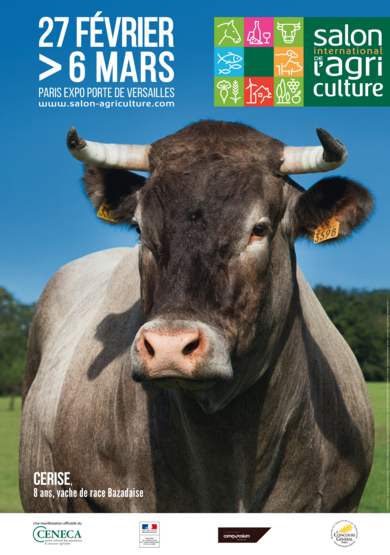 salon international de l'agriculture paris 2016