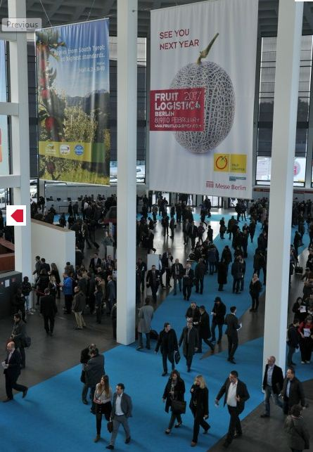 FRUIT LOGISTICA 2016